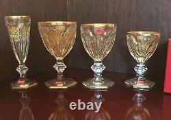 Baccarat Crystal Empire Stemware Set