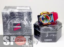Casio G-Shock Rainbow Ion Plating Bezel Distinctive Men's Watch GM-110RB-2A