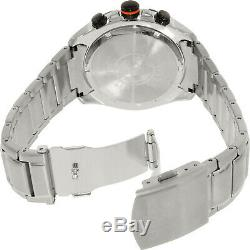 Citizen Men's Eco Drive CA4234-51X Silver Stainless-Steel Plated Eco-Drive Fa