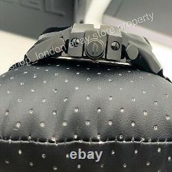 DIESEL DZ4318 Mega Chief Black Ion-plated Chronograph Men's Wrist Watch USA