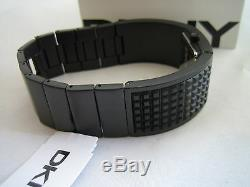 Dkny Ladies Bryant Watch Ny2233 Black Ion Plated Stainless Steel Crystals Bnib