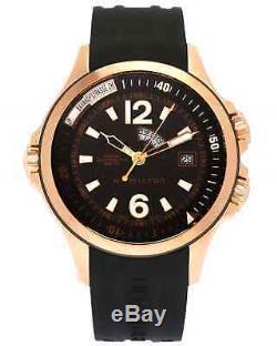 Hamilton Khaki Navy Series GMT Gold Plated Automatic Men's Watch H77545735