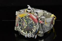 Invicta 51mm Coalition Forces Aqua Plated Hydro Plated Swiss Multicolor Watch