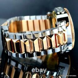 Invicta Reserve Russian Diver Diamond Rose Gold Plated Platinum MOP Watch New