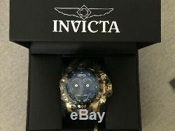 Invicta Reserve Venom DC Comics Joker Gold Plated Black 52mm Swiss Mvt Watch
