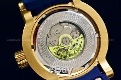 Invicta S1 YAKUZA DRAGON 18 Karat Gold Plated NH35 AUTOMATIC 24 Jewels S. SWatch