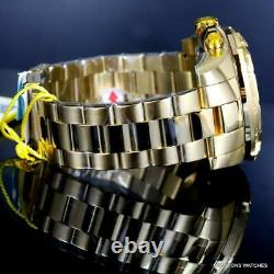 Invicta Star Wars C-3PO Gold Plated Steel Chronograph 52mm Limited Edition New