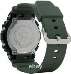 Men's Casio G-Shock Digital Ion-Plated Metal Bezel Camo Dial Watch GM5600B-3