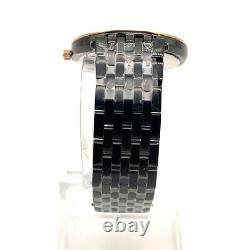 Michael Kors MK3407 Darci Black Dial Carbon-plated Quartz Analog Women's Watch