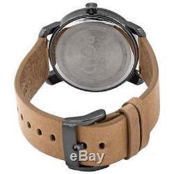 Movado Bold Quartz Dark Gunmetal Ion-Plated Men's Watch 3600487