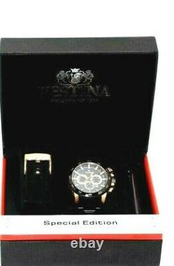 New Festina Special Edition Chrono Bike PVD Plated F20354/1 Watch