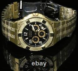 New Versus by Versace Men's Chronograph Esteve Gold Ion-Plated Watch $570.00