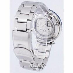 SRPC63K1 SEIKO 5 Sports Automatic 100m Ion Plated Box & Warranty srpc63 #