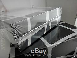 Sealed Montblanc Meisterstuck 149 90 Years Skeleton Ruthenium Plated Quartz Star