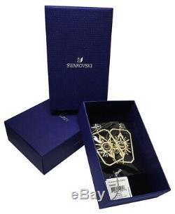 Swarovski tarot magic pierced earrings multi-colored gold-tone plated 5490920